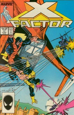 X-Factor # 17