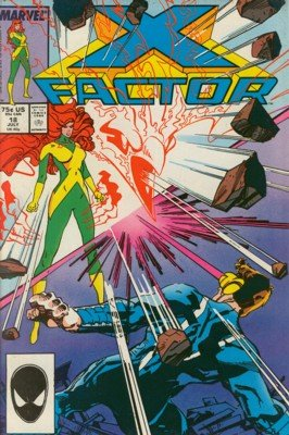 X-Factor # 18 Issues V1 (1986 - 1998)