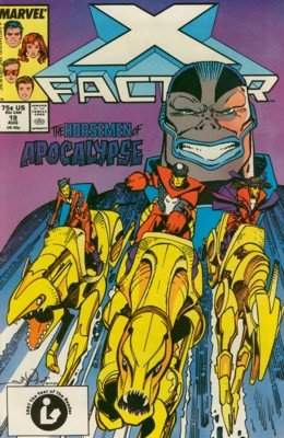 X-Factor # 19 Issues V1 (1986 - 1998)