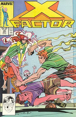 X-Factor # 20 Issues V1 (1986 - 1998)