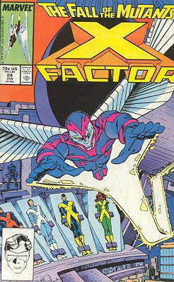 X-Factor # 24 Issues V1 (1986 - 1998)