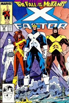 X-Factor # 26 Issues V1 (1986 - 1998)
