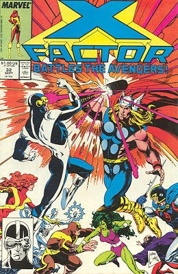 X-Factor # 32