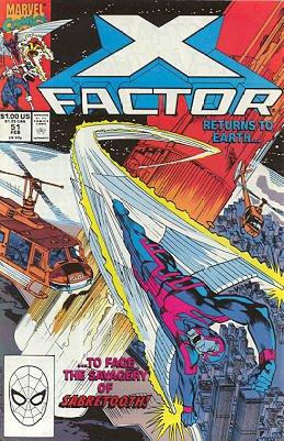 X-Factor # 51