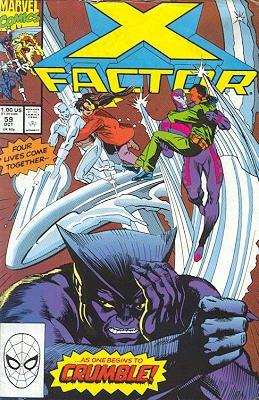 X-Factor # 59