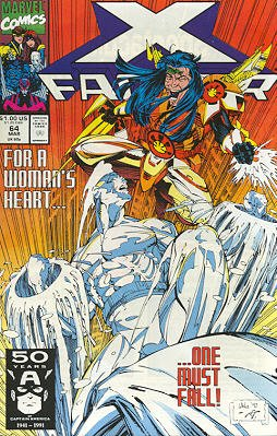 X-Factor # 64 Issues V1 (1986 - 1998)