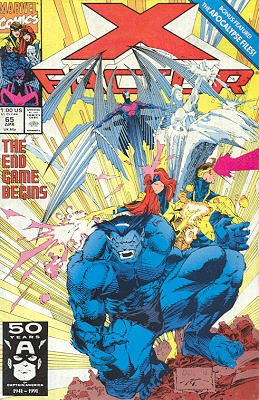 X-Factor # 65 Issues V1 (1986 - 1998)