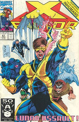 X-Factor # 67 Issues V1 (1986 - 1998)