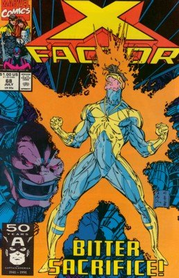 X-Factor # 68 Issues V1 (1986 - 1998)