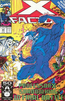 X-Factor # 69 Issues V1 (1986 - 1998)