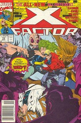X-Factor # 72