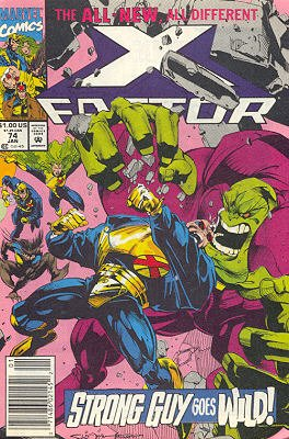 X-Factor # 74