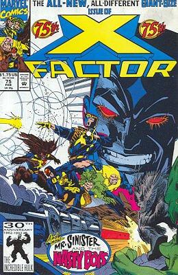 X-Factor # 75