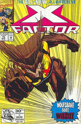 X-Factor # 76 Issues V1 (1986 - 1998)