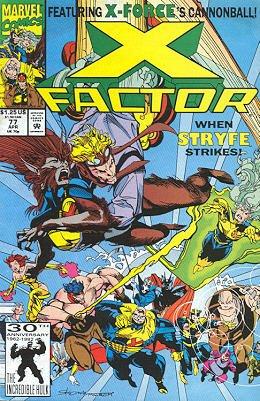 X-Factor # 77