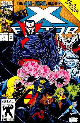 X-Factor # 78