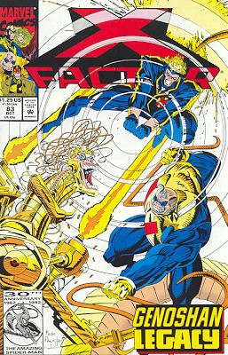 X-Factor # 83