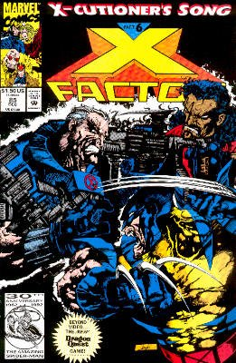 X-Factor # 85 Issues V1 (1986 - 1998)