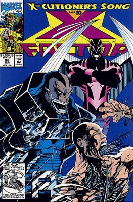 X-Factor # 86 Issues V1 (1986 - 1998)
