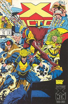X-Factor # 87 Issues V1 (1986 - 1998)