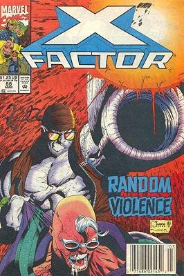 X-Factor # 88