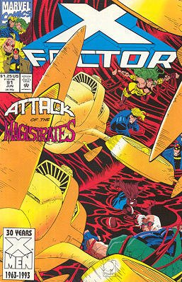 X-Factor # 91