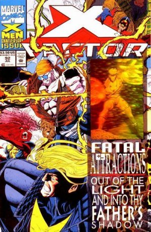 X-Factor # 92 Issues V1 (1986 - 1998)