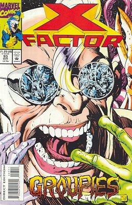 X-Factor # 93