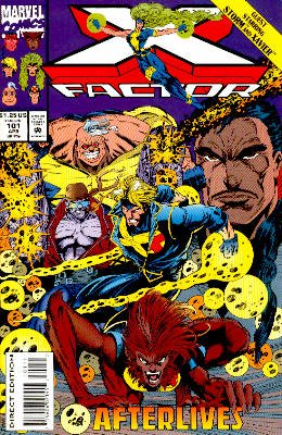 X-Factor # 101 Issues V1 (1986 - 1998)