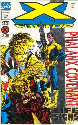 X-Factor # 106 Issues V1 (1986 - 1998)