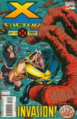 X-Factor # 110
