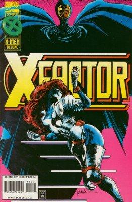 X-Factor # 115