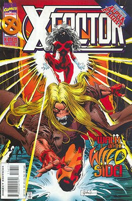 X-Factor # 116