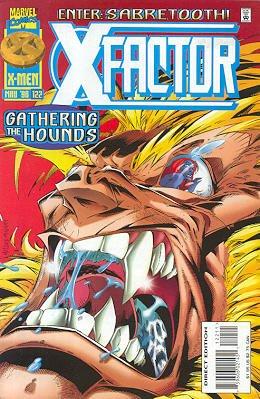 X-Factor # 122