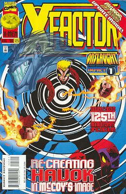 X-Factor # 125 Issues V1 (1986 - 1998)