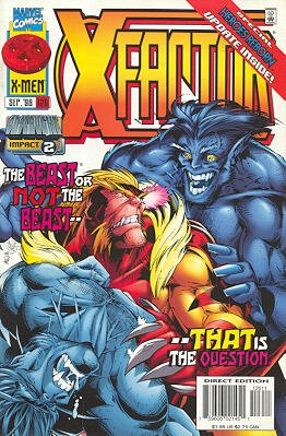 X-Factor # 126 Issues V1 (1986 - 1998)