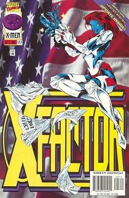 X-Factor # 127