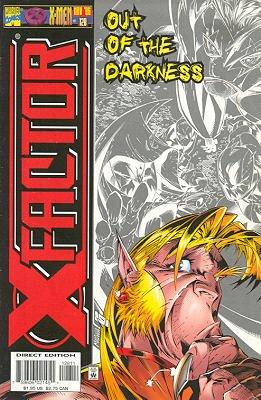 X-Factor # 128