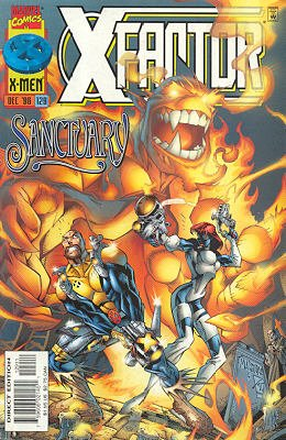 X-Factor # 129 Issues V1 (1986 - 1998)