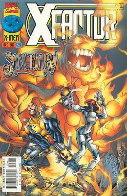 X-Factor # 129
