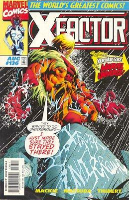 X-Factor # 136