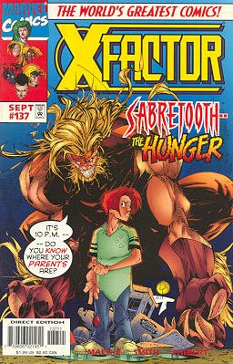 X-Factor # 137