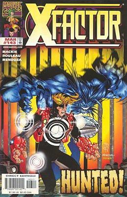 X-Factor # 143