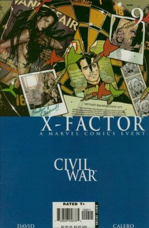 X-Factor # 9