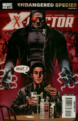 X-Factor # 21 Issues V3 (2006 - 2009)