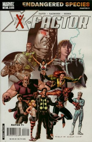 X-Factor # 23 Issues V3 (2006 - 2009)