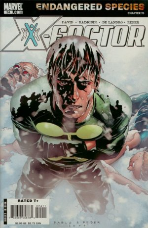 X-Factor # 24 Issues V3 (2006 - 2009)