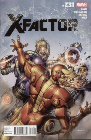 X-Factor # 231