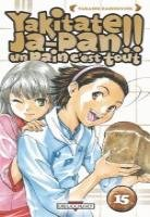 couverture, jaquette Yakitate!! Japan 15  (Delcourt Manga)