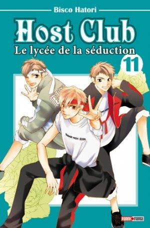 Host Club - Le Lycée de la Séduction T.11